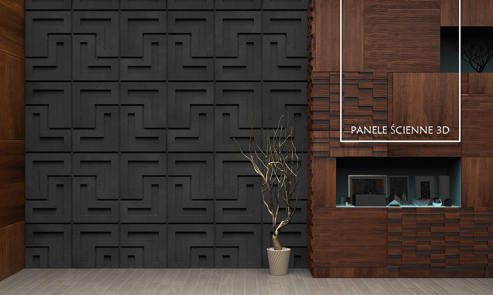 Panele Scienne 3d Leven Design For You